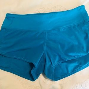 Lululemon size 4 shorts in good condition.